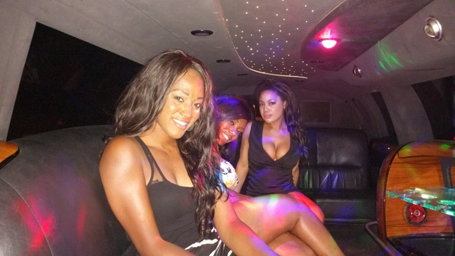Indy Bachelorette Party Limo