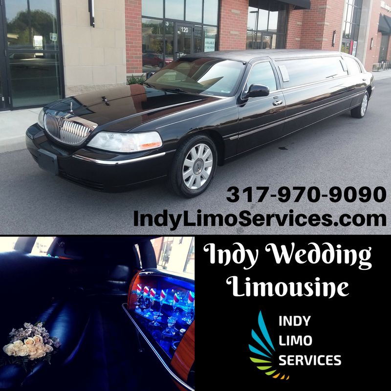Indy Wedding Limo